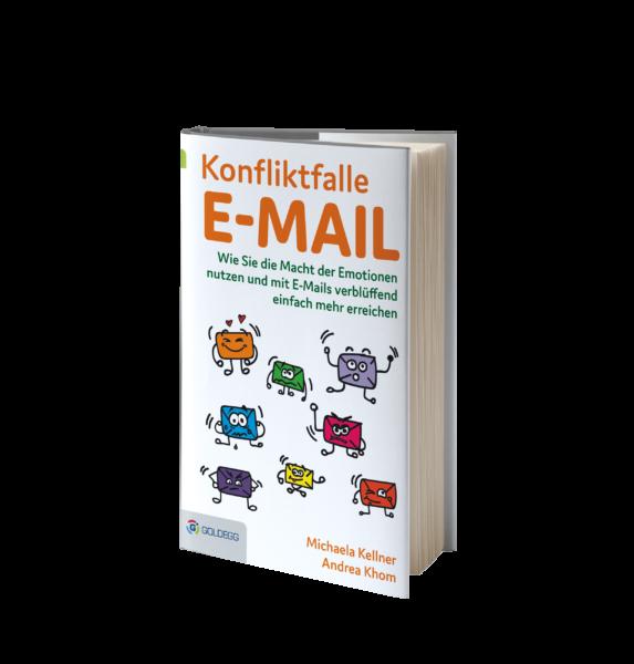 Das Buch Konfliktfalle E-Mail ab sofort zu lesen