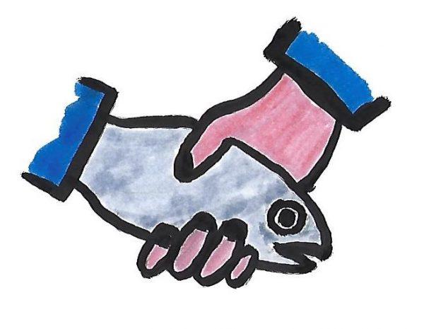 Was sagt unser Händedruck über uns aus?