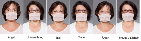 Tipps fürs Miteinander-Reden mit Maske