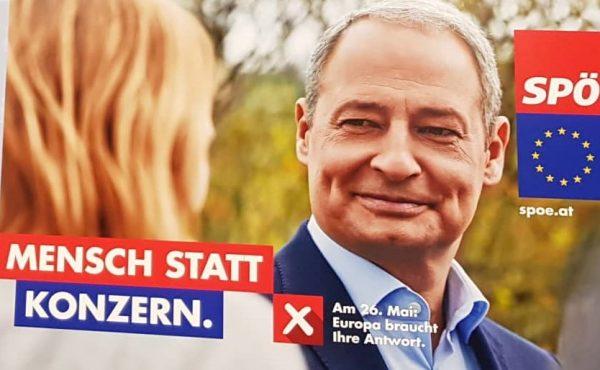 Wahlplakate: So beeinflussen sie uns unbewusst – die EU Wahl 2019 – Teil 3