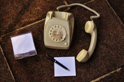 Aktiv telefonieren wieder gefragt