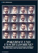 Pokerface und Unschuldsmiene_Wellness Magazin